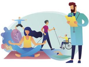 Activité physique bon pour la santé