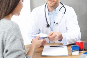 Les consignes du médecin